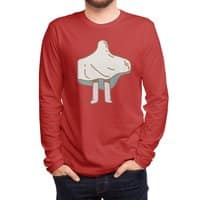 PARTY GHOST - mens-long-sleeve-tee - small view