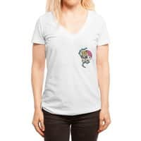 RIDE - womens-deep-v-neck - small view