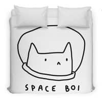 space boi - duvet-cover - small view