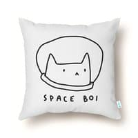 space boi - throw-pillow - small view