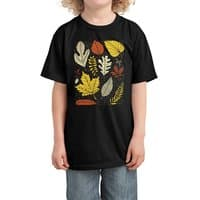 Simply Leaves - kids-tee - small view
