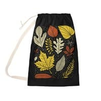 Simply Leaves - laundry-bag - small view