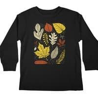 Simply Leaves - longsleeve - small view