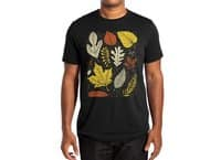Simply Leaves - mens-extra-soft-tee - small view