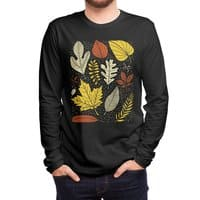 Simply Leaves - mens-long-sleeve-tee - small view