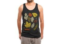 Simply Leaves - mens-triblend-tank - small view