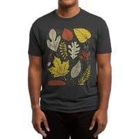 Simply Leaves - mens-triblend-tee - small view