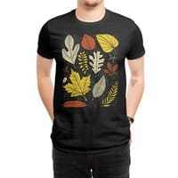 Simply Leaves - mens-regular-tee - small view