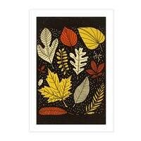 Simply Leaves - vertical-print - small view
