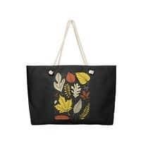 Simply Leaves - weekender-tote - small view