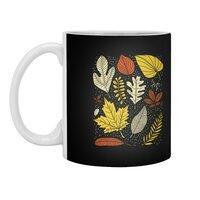 Simply Leaves - white-mug - small view