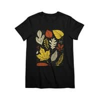Simply Leaves - womens-premium-tee - small view