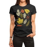 Simply Leaves - womens-regular-tee - small view
