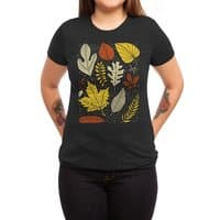 Simply Leaves - womens-triblend-tee - small view