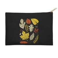 Simply Leaves - zip-pouch - small view