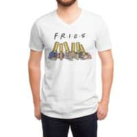 Fries - vneck - small view