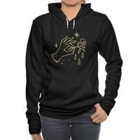 The Black Flower - hoody - small view