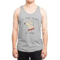 Dog Years  - mens-jersey-tank - small view