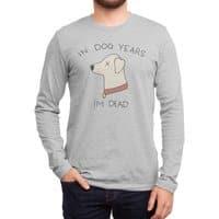 Dog Years  - mens-long-sleeve-tee - small view
