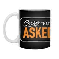 Sorry I Asked - white-mug - small view