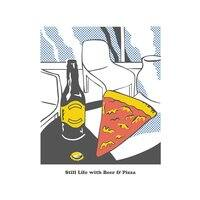 Beer & Pizza - small view