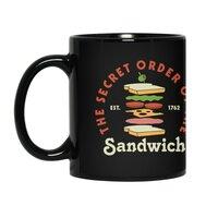 Club Sandwich - black-mug - small view
