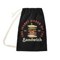 Club Sandwich - laundry-bag - small view