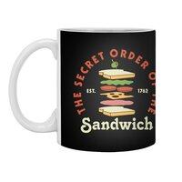 Club Sandwich - white-mug - small view