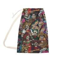 Dia de los Muertos - laundry-bag - small view