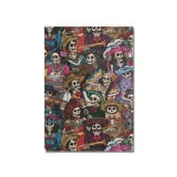 Dia de los Muertos - vertical-mounted-acrylic-print - small view