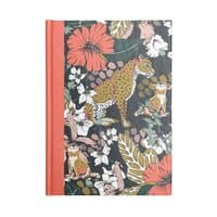 Animal print dark jungle - notebook - small view