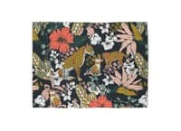 Animal print dark jungle - rug-landscape - small view