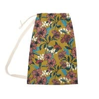 Flowering sweet bloom - laundry-bag - small view