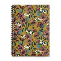 Flowering sweet bloom - spiral-notebook - small view