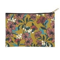 Flowering sweet bloom - zip-pouch - small view