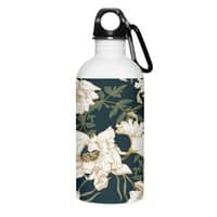 Birds in the dark flowering - water-bottle - small view