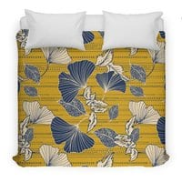 Flowery autumn - duvet-cover - small view