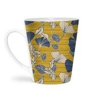 Flowery autumn - latte-mug - small view