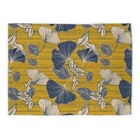 Flowery autumn - rug-landscape - small view