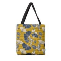 Flowery autumn - tote-bag - small view