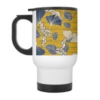 Flowery autumn - travel-mug-with-handle - small view