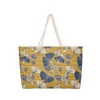 Flowery autumn - weekender-tote - small view