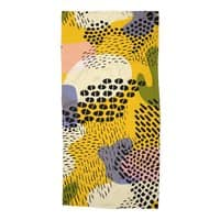 Piña Colada - beach-towel - small view