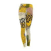 Piña Colada - leggings - small view