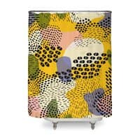 Piña Colada - shower-curtain - small view