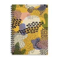 Piña Colada - spiral-notebook - small view