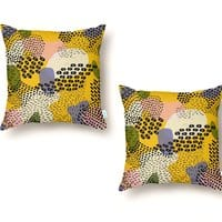 Piña Colada - throw-pillow - small view