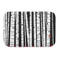 Birch Blanket - bath-mat - small view