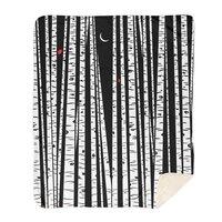 Birch Blanket - blanket - small view