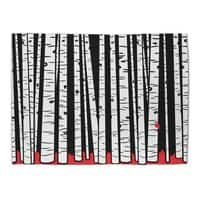 Birch Blanket - rug-landscape - small view